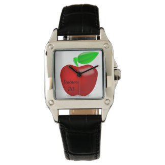 Teachers Pet Custom Apple Watch By Zazz_it