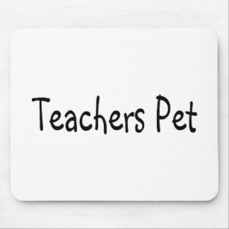 Teachers Pet Mouse Pad