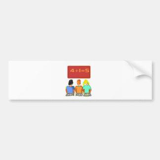 Teachers Products Bumper Sticker