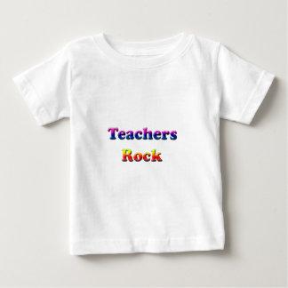 TEACHERS ROCK BABY T-Shirt