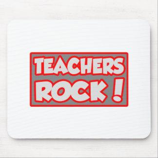 Teachers Rock! Mouse Pad