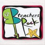 Teachers Rock Mousepad