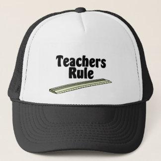 Teacher's Rule Trucker Hat
