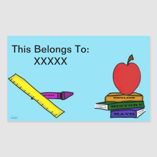 Teachers Sticker