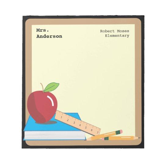 Teachers Tools Blackboard & Apple Notepad