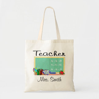 Teachers Tote Bag