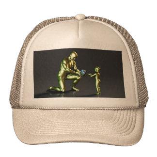 Teaching Children About the World as a Concept Trucker Hat
