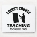 teaching Designs Mouse Pad
