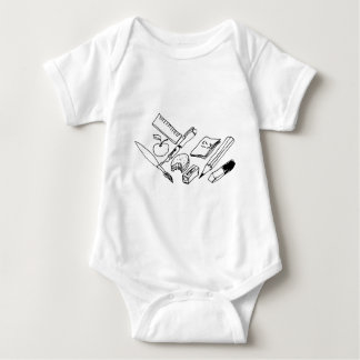 Teaching Materials... Baby Bodysuit