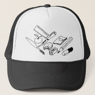 Teaching Materials... Trucker Hat