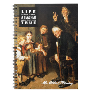 Teaching Quote | Fine Art Gift Notebooks