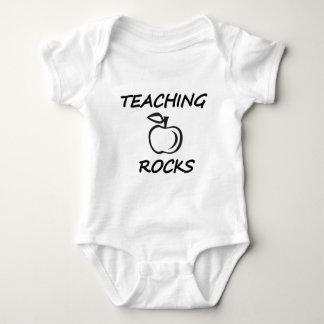 TEACHING ROCKS BABY BODYSUIT