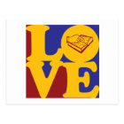 Teaching the Visually Impaired Love Postcard
