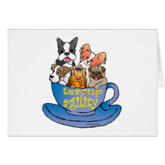 teacup agility card