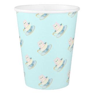 Teacup Kitten Paper Cup