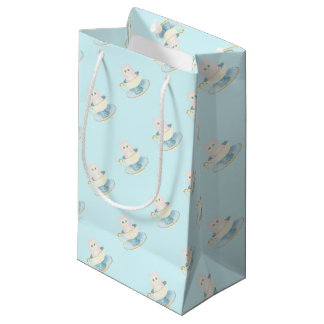 Teacup Kitten Small Gift Bag
