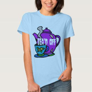 TEA'd off Shirts