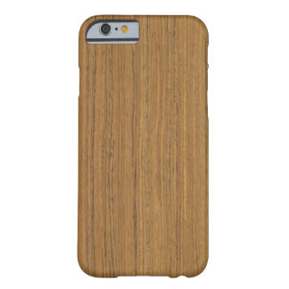 teak that! barely there iPhone 6 case
