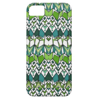 Teal and Green iPhone 5 Case