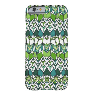 Teal and Green iPhone 6 case