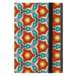 Teal and Orange Dreams 2 Cover For iPad Mini