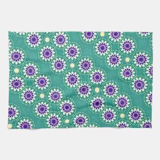 Teal Appeal Kitchen Towel