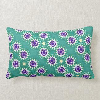 Teal Appeal Lumbar Pillow