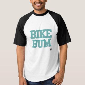 Teal Bike Bum Shirt