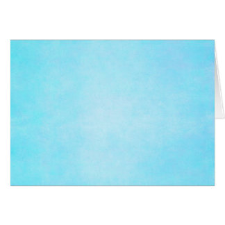 Teal Blue Light Watercolor Template Blank