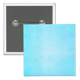 Teal Blue Light Watercolor Template Blank 2 Inch Square Button