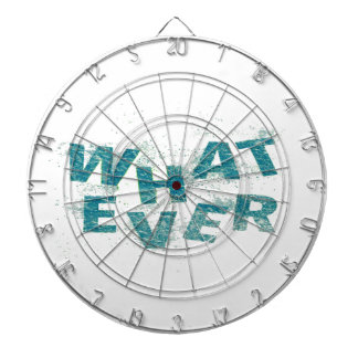 Teal Blue Whatever PNG Dartboard