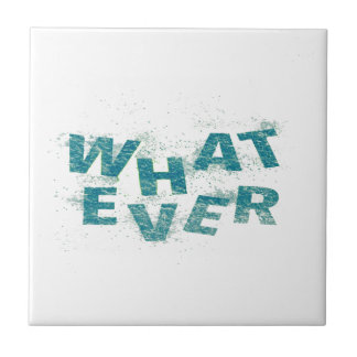 Teal Blue Whatever PNG Tile