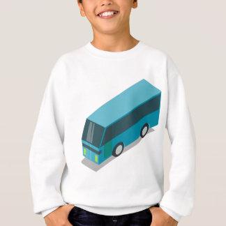 Teal Bus Sweatshirt