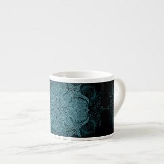 Teal Dreams Fleury Espresso Cup