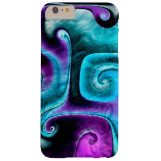 Teal Glass Barely There iPhone 6 Plus Case