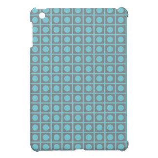 Teal Gray 4Noah iPad Mini Cover