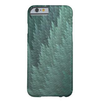 Teal Green Tartan Feather Pattern Case