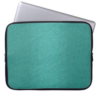 Teal Laptop Sleeve