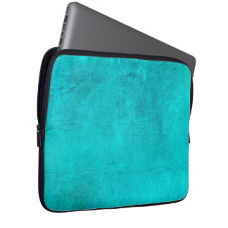 Teal Magic Laptop Sleeve