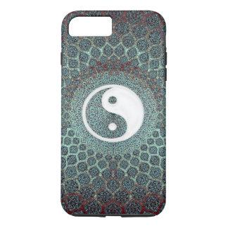 Teal Mandala iPhone 7 Plus Case