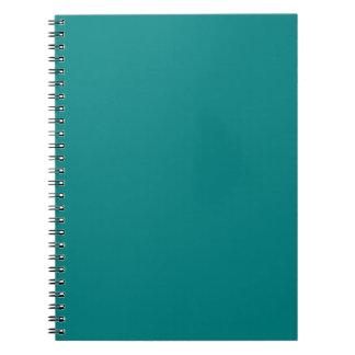Teal Notebook