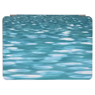 Teal shimmer iPad air cover
