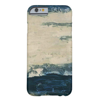 Teal Shore- cellphone case