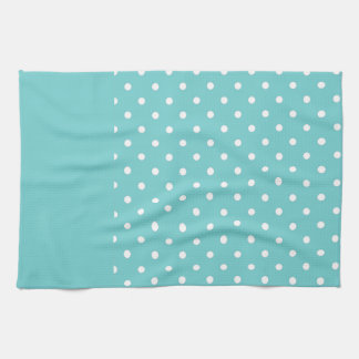 Teal Sky Colored Hand Towels