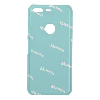 Teal Sky Personalized Uncommon Google Pixel Case