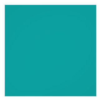 Teal Template Photo