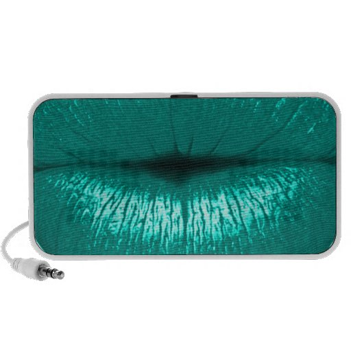 TEAL TOUCH LIPSTICK MAKEUP BEAUTY FASHION SALON LI TRAVEL SPEAKERS