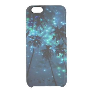 Teal Tropical Paradise iPhone 6/6s Clearly™ Case