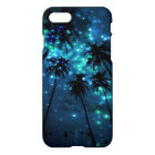 Teal Tropical Paradise iPhone 8/7 Glossy Case