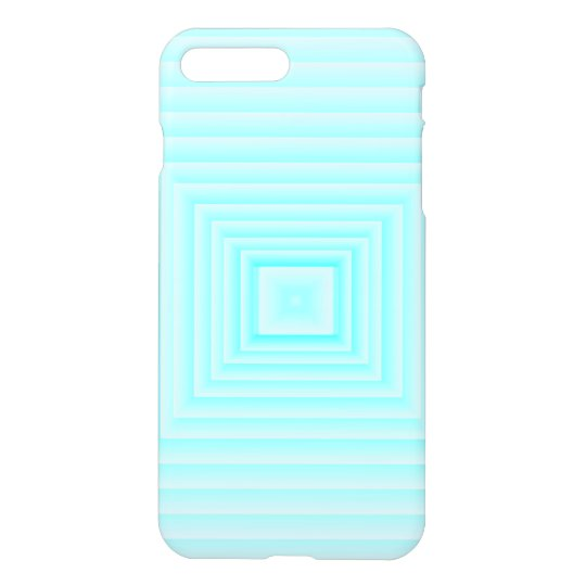 Teal Tunnel iPhone 7 Plus Case